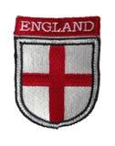 emblem england royaltyfria bilder
