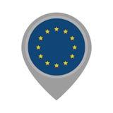 Emblem of the European Union Stock Photo