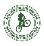 Emblem for extreme sports 1 Stock Image