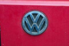 Emblem för Vw Volkswagen arkivfoton