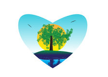 Emblem. Stock Image
