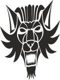 Emblem, logo, Lion King stock image