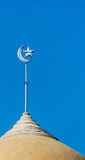 Emblem of Muslim Royalty Free Stock Photo