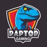 Emblem oder Logo für ein Sportteam Lizenzfreies Stockbild