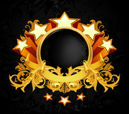 emblem tappning Arkivbilder