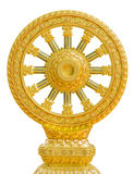 Emblem von Buddhismus Lizenzfreies Stockbild
