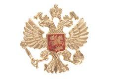 Emblem von Russland Lizenzfreies Stockbild