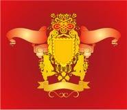 Emblema Fotografia Stock