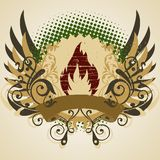 Emblema Immagine Stock