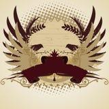 Emblema Fotografía de archivo libre de regalías