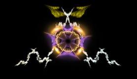 emblema Fotografia de Stock Royalty Free