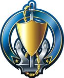 Emblema Fotografía de archivo