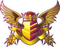 Emblema Foto de archivo libre de regalías