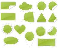 Emblema da etiqueta Imagem de Stock
