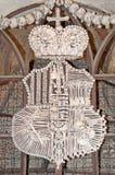 Emblema da família imagens de stock royalty free