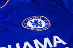Emblema de Chelsea FC imagens de stock