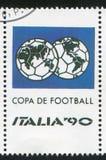 Emblema de FIFA fotografia de stock