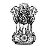 Emblema de India Rebecca 36 Fotos de Stock Royalty Free
