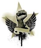 Emblema de la protesta