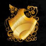 Emblema de la vendimia Fotos de archivo libres de regalías