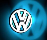Emblema del coche de Volkswagen libre illustration