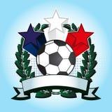 Emblema del fútbol Libre Illustration