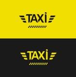 Emblema del taxi Illustrazione di Stock