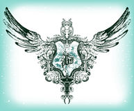 Emblema del vector libre illustration