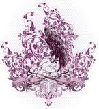 Emblema del vector Imagen de archivo libre de regalías