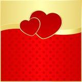 Emblema di amore Fotografia Stock Libera da Diritti