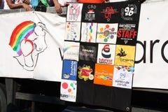 Emblema di Europride immagini stock