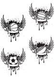 Emblema dos esportes Foto de Stock Royalty Free