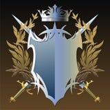 Emblema militar Fotografía de archivo libre de regalías