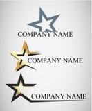 Emblema para la compañía Imagen de archivo