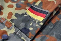 Emblema tedesco Fotografia Stock