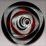 Emblemas modelados Fotografía de archivo libre de regalías
