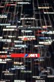 Emblemas modelo de BMW Imagens de Stock Royalty Free