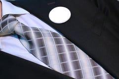 Emblemas vazios do voto Imagem de Stock Royalty Free