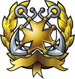 emblemat Obrazy Royalty Free