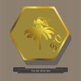Emblemat 2 royalty ilustracja