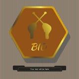 Emblemat 13 royalty ilustracja