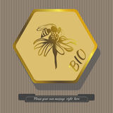Emblemat 4 ilustracja wektor
