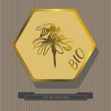 Emblemat 4 royalty ilustracja