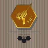 Emblemat 6 ilustracja wektor