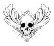 emblemata rocznik Zdjęcia Royalty Free