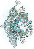 emblemata wektora ilustracja wektor