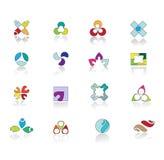 Emblemen Royalty-vrije Stock Afbeelding