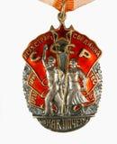 `-Emblemet av heder`, Arkivbild