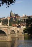 emblemEuropa prague för 2009 kyrklig tjeckisk dörrar republik Royaltyfri Bild