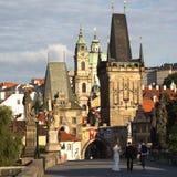 emblemEuropa prague för 2009 kyrklig tjeckisk dörrar republik Arkivfoton